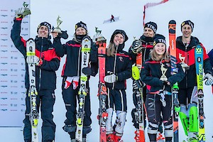 Rank 3: Team Tirol (Photo: AS-Photography)