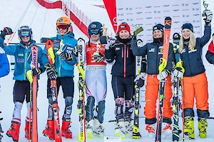 Rank 1: Team Austria 1 (Photo: AS-Photography)