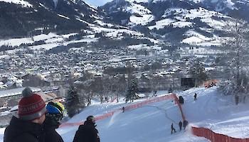 The Ganslern Slope