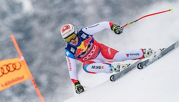 2. Beat Feuz  (Photo: AS-Photography)