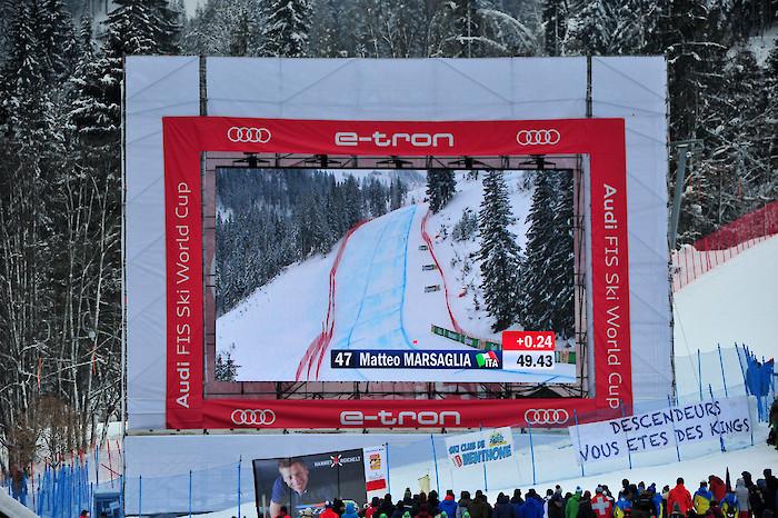 Kitzbühel Broadcaster Overview