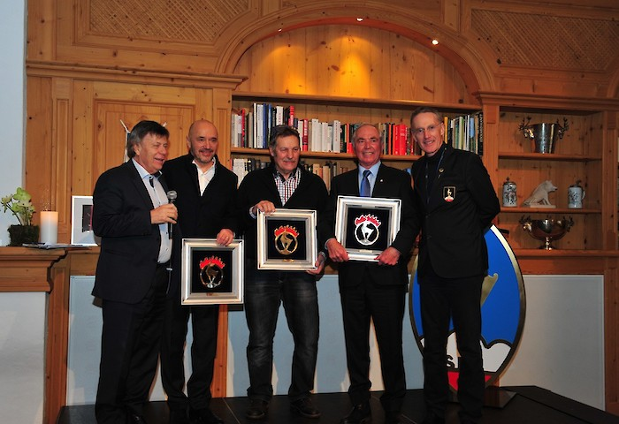 Hahnenkamm - Legends of the Year 2019
