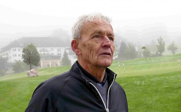 Egon Zimmermann besuchte alljährlich auch das Toni Sailer Golf Memorial in der Gamsstadt sowie die Hahnenkamm-Rennen. Er hatte eine enge Verbindung zu Kitzbühel.