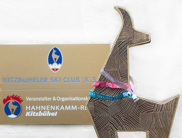 Do you already have your Hahnenkamm wristband?