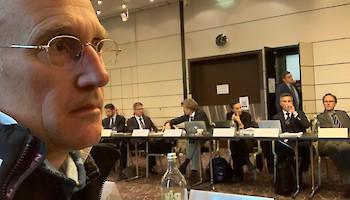"HKR OK-Chef Michael Huber leitet das Sub-Komitee ""Alpine Rules"""