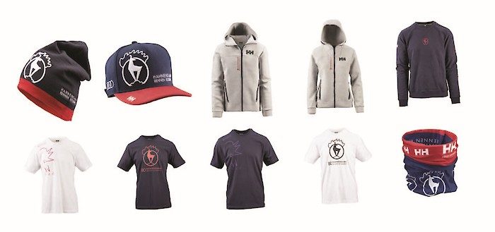 The new fan collection has arrived