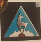 Hahnenkamm Logo Entwurf