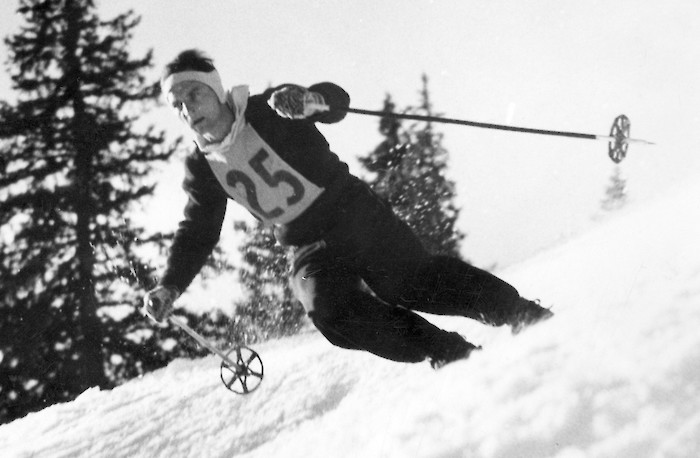 Karl Koller – A legend on skis
