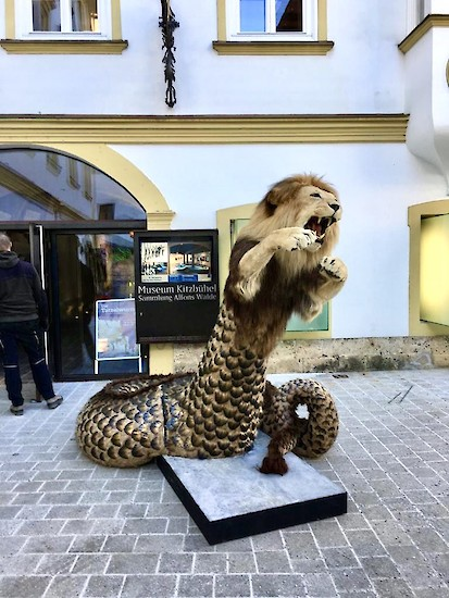 Kitzbüheler Museum erhält spektakuläre Lieferung aus Wien