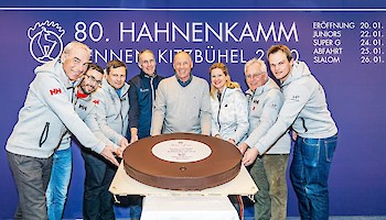 Happy 80th Birthday, Hahnenkamm Races