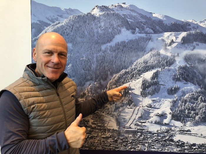 """""""The atmosphere here is unparalleled"""" - an interview with King of the Streif, Didier Cuche"""