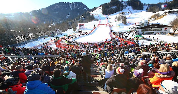Tickets, arrival routes & fan merchandise – Everything you need to know for Hahnenkamm week