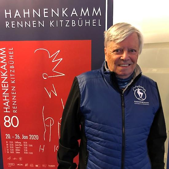 """Peter Eder: Der Rennsekretär mit der genialen """"Schnapsidee"""""""