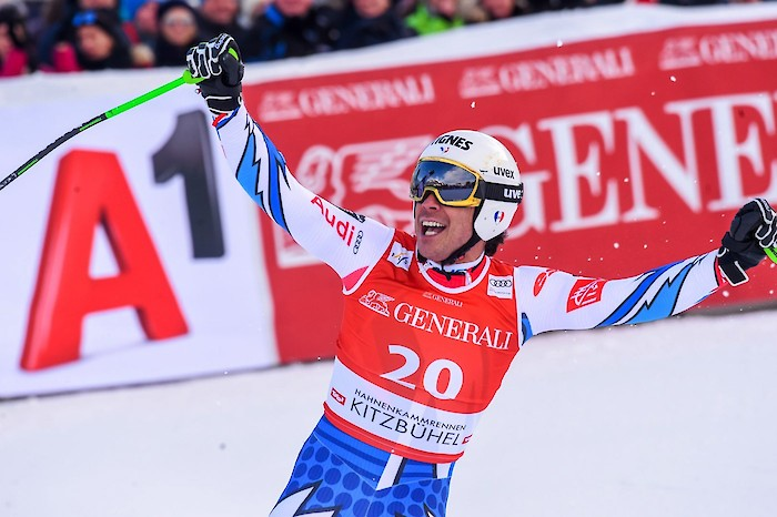 "Who will take home the first ""Gams"" trophies at the 80th Hahnenkamm Races?"