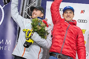 Norwegian festival at the Super-G: Kjetil Jansrud wins ahead of Kilde and Mayer