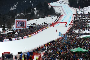 After coming 2nd in the Super-G: Mayer crowned Downhill king
