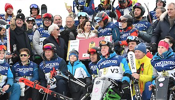 KITZ-CHARITY-Trophy: 200,000 euros for mountain farmers in need