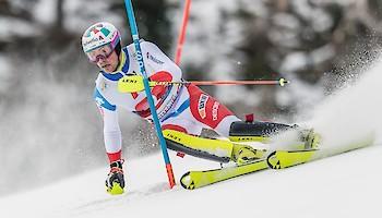 Der Slalom am Ganslern war Gänsehaut-feeling pur