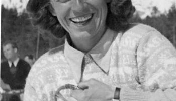 Anneliese Schuh-Proxauf Hahnenkamm-Siegerin 1946