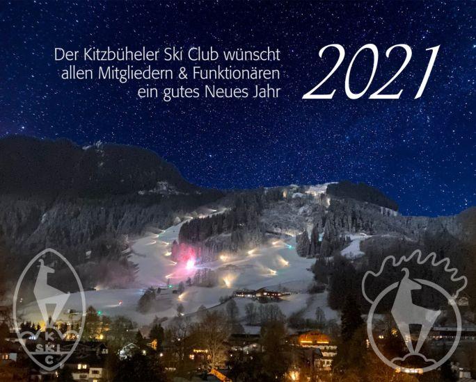 Ein gutes Neues Jahr 2021