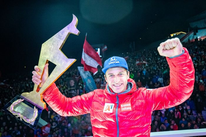 WHOEVER WINS IN KITZBÜHEL, IS A HAHNENKAMM WINNER