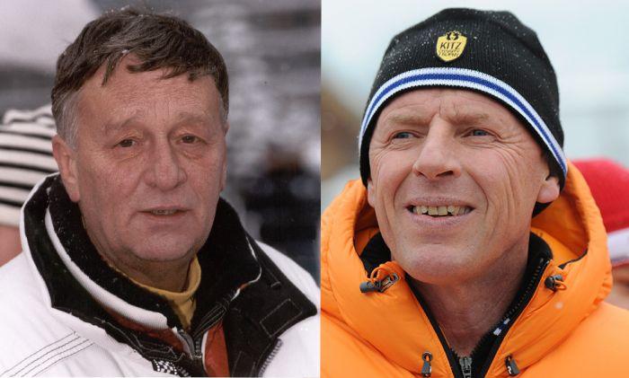 Alles Gute wünschen wir heute Gian-Franco Kasper und Harti Weirather!