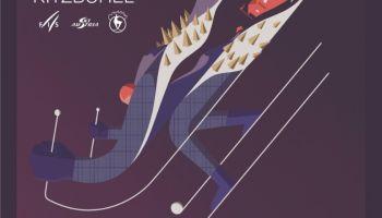 Das neue Hahnenkamm-Plakat ist ab Herbst käuflich erwerblich © K.S.C.
