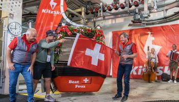 Feuz returns to Kitzbühel