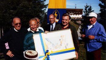 60. Geburtstag Anderl Molterer 1991